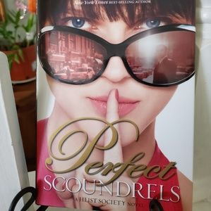 New Perfect Scoundrels Book